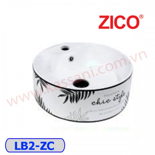 LAVABO ZICO LB2-ZC